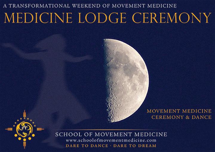 Medicine-lodge
