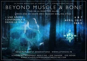 Beyond Muscle and Bone @ Paris, France