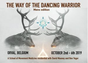 The Way of the Dancing Warrior (Men's Edition) @ Orval, Belgium