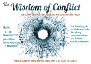 The Wisdom of Conflict @ Berlin, Germany