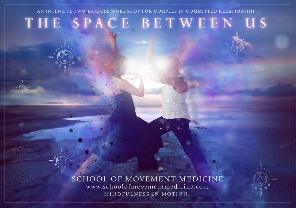 The Space Between Us - Front Generic