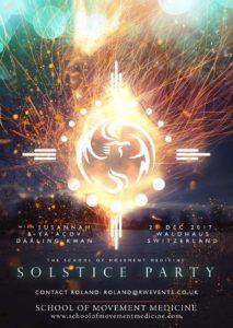 Solstice Party @ Waldhaus, Switzerland