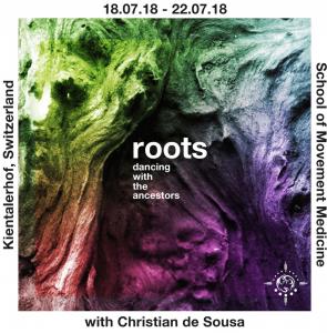 Roots - Dancing with the Ancestors @ Kientalerhof, Switzerland
