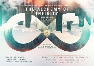 The Alchemy of Infinity, Healing the Cycle of Giving & Receiving @ Zürich, Switzerland
