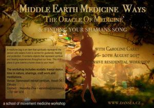The Oracle of Medicine @ Veselí 30, Czech Republic