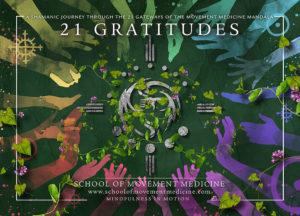 21 Gratitudes @ San Fransisco, USA