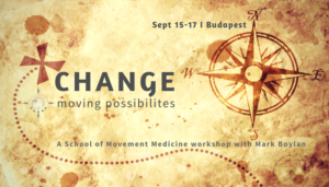 Change - Moving possibilities @ Budapest, Hungary