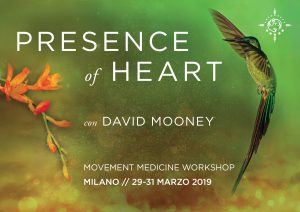 Presence of Heart @ Milan, Italy
