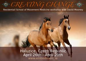 Creating Change @ Haluzice, Czech Republic