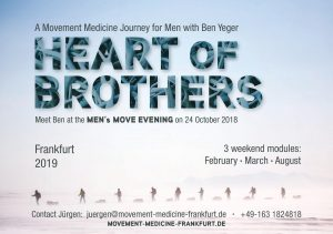 Heart of Brothers (Module 1 - DE) @ Frankfurt, Germany