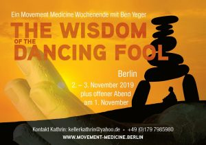 The Wisdom of the Dancing Fool @ Berlin, Germany