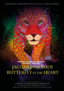 Jaguar in the Body, Butterfly in the Heart @ Hamburg, Germany
