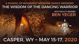 The Wisdom of the Dancing Warrior @  Casper Wyoming, USA
