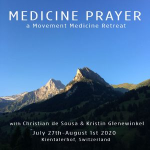Medicine Prayer @ Kientalerhof, Switzerland