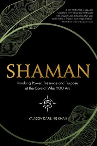 Shaman: Book Launch - Talk & Move @ The Time is UK time