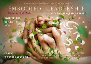 Embodied Leadership (Women's Edition) @ Waldhaus, Switzerland