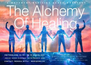 The Alchemy of Healing @ Aarau, Switzerland