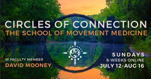 Circles of connections - online ongoing Sunday @ where you are