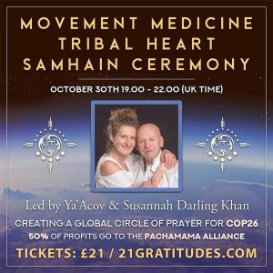 Samhain Ceremony: In the Darkness, the Light @ where you are